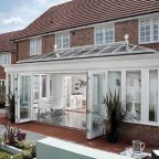 Modern Double Glazed Orangeries