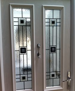 Home Security Locks - keeping safe.