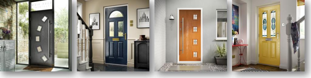 4 Composite Doors Designs
